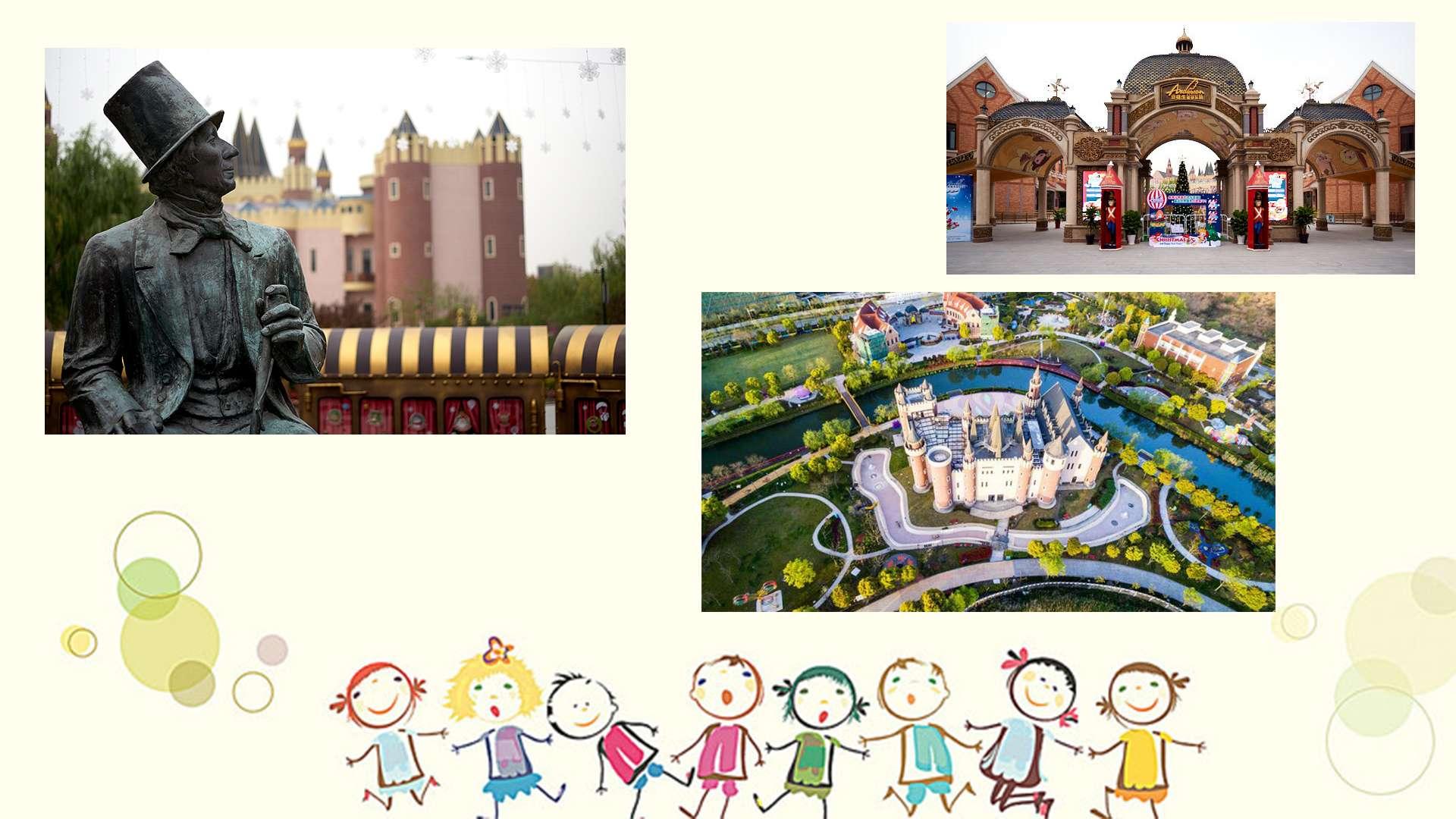 Parque de diversiones en Shanghai dedicado a Hans Christian Andersen